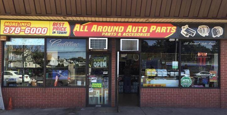 All Around Auto Parts